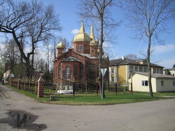 Церковь в г.Муствеэ