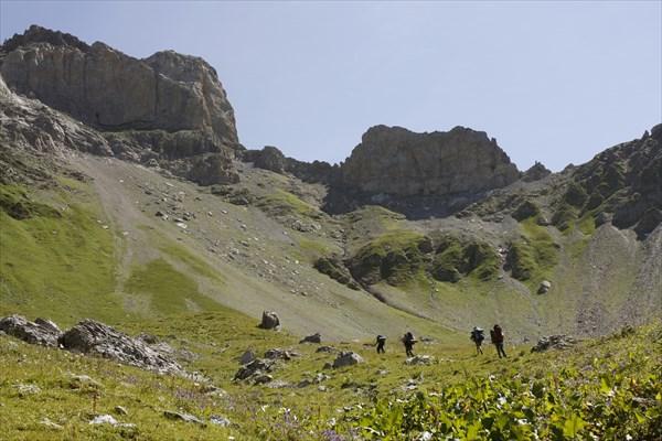 Перевал Кырт-хуа
