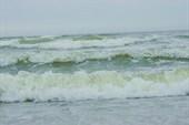 Море штормит