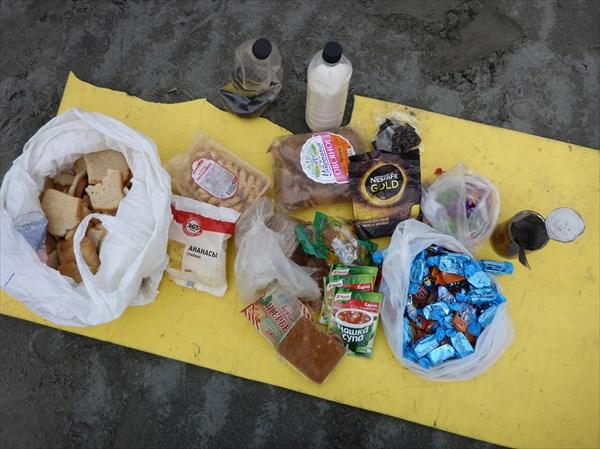 Грандиозное поедание завхозовских заначек)))