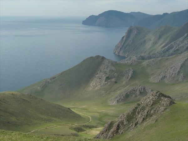 Панорама пролива Малое море.