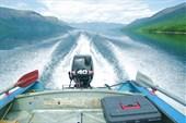 Озеро Орон #1