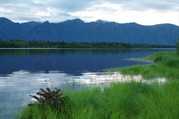 Озеро Орон #2