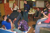 Твистер - игра для настоящих спелеологов