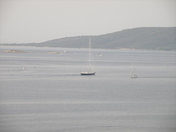 035-Яхта