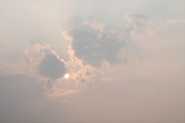 Небо в пути