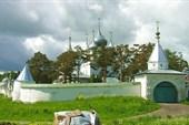 Троице-Сыпанов Пахомиево-Нерехтский монастырь