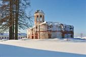 Успенская церковь. А-Ошевенский монастырь. Фото Л.Гольдина