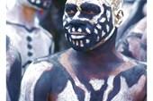 Мужчины из племени мертвых людей
