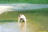 Это ужасная речка была такой долгожданной.