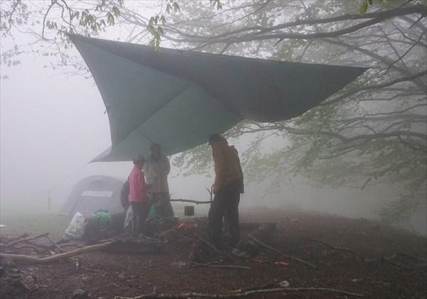 Стоянки в тумане