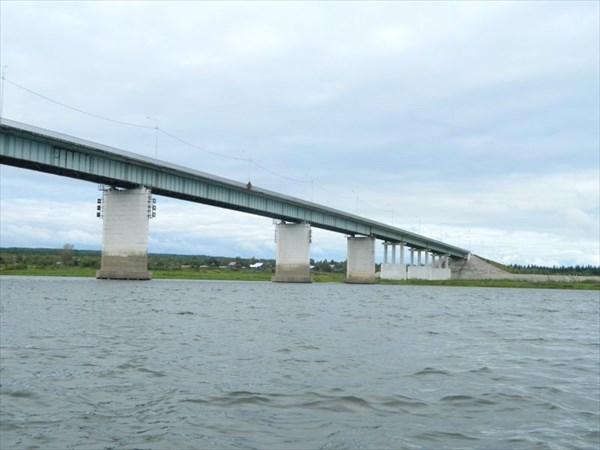 Мост у Рябинино.
