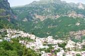 Амальфийское побережье. Город Позитано