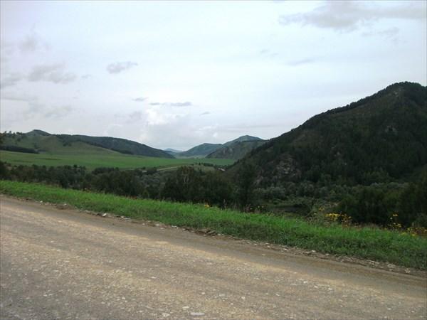 Дорога к Денисовой пещере
