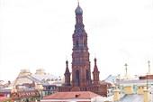 Казань, церковь.