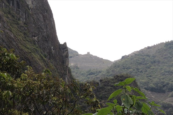 Мачу-Пикчу с необычного ракурса