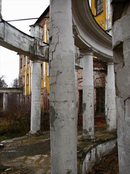 Усадьба Пехра-Яковлевское.