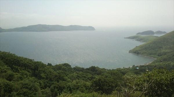 Вид на бухту Астафьева