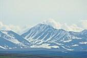 Полярный Урал. Вид из окна поезда