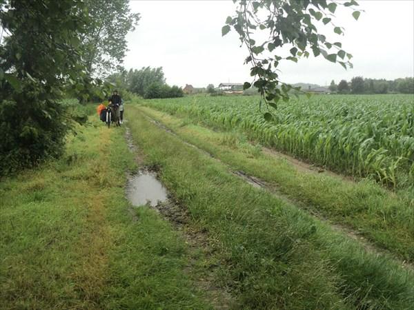 Велодорожка к Генту
