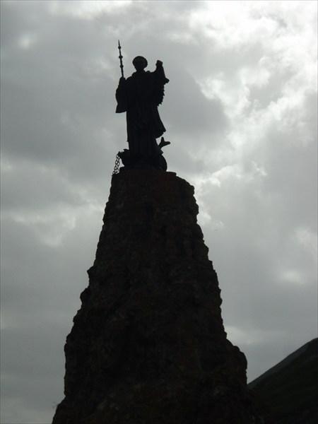 На пер. Сент Бернар