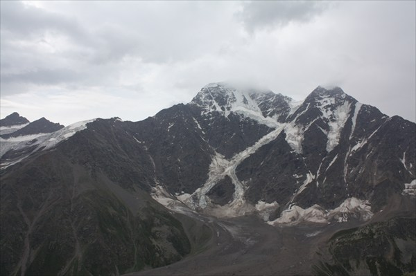 Гора Донгуз-орун (семёрка)
