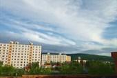 Вид на город с `Центрального`