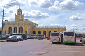 Главный вокзал, Ярославль