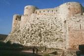 Grand wall Crak de Chevaliers