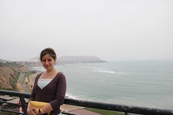 Катя и Океан