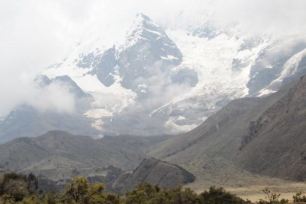 Гора Уамантай