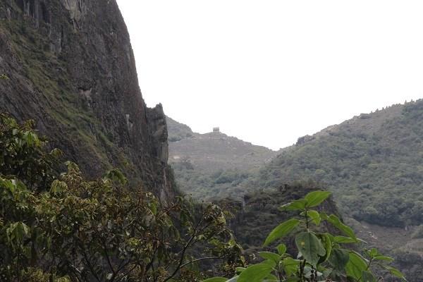 Мачу-Пикчу с другого ракурса