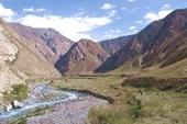 По долине Куюкапа.