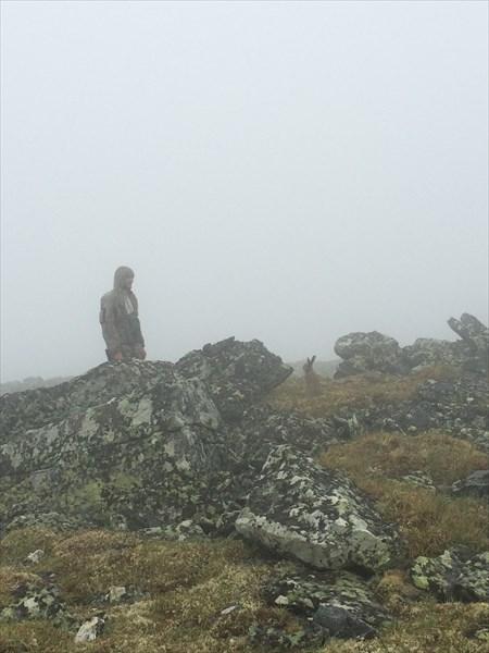 На вершине Халатчахля