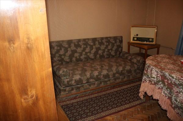 Мемориальные домики Гагарина и Королева