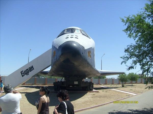 Космический челнок Буран