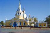 Минусинский Спасский собор