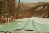Зимник по реке Мурхой