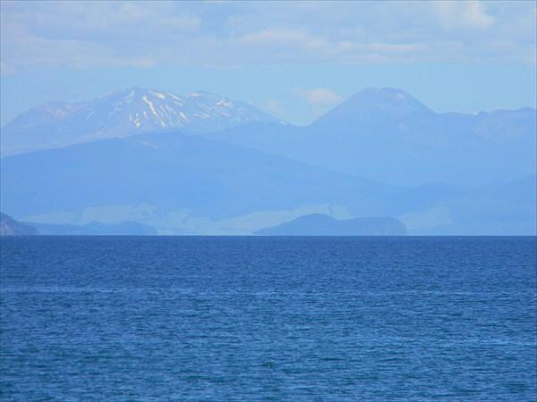 Озеро Taupo