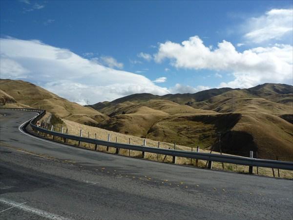 По дороге в Седдон