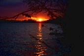 Закато-рассвет на Сеньозере