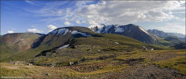 Перевал карагем. Июль 2015