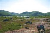 Камни и озера