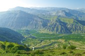Долина реки Аварское Койсу - 2
