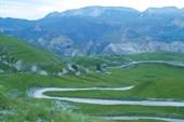 Дорога  через Андийский хребет - 1