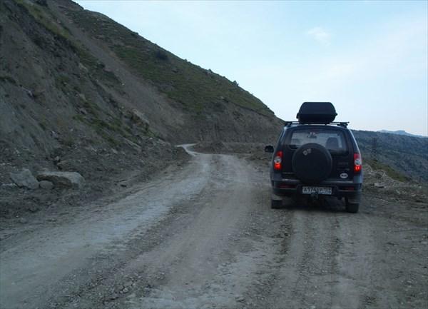 Дорога через Андийский хребет - 2