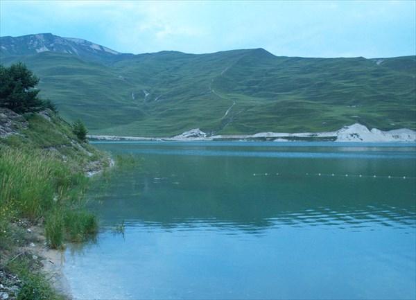 Озеро Казеной-Ам утром - 3