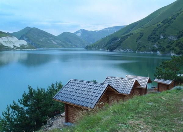 Озеро Казеной-Ам утром - 1