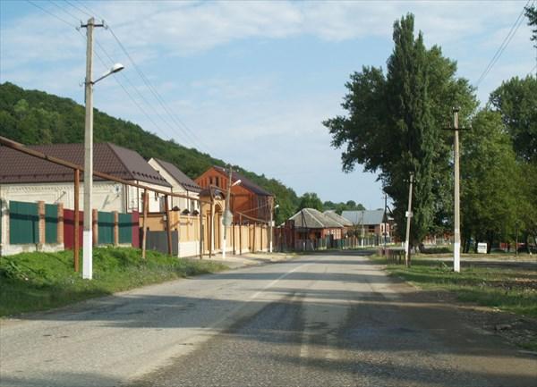 Чеченское село - 1