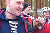 Медаль за спасение из полыньи